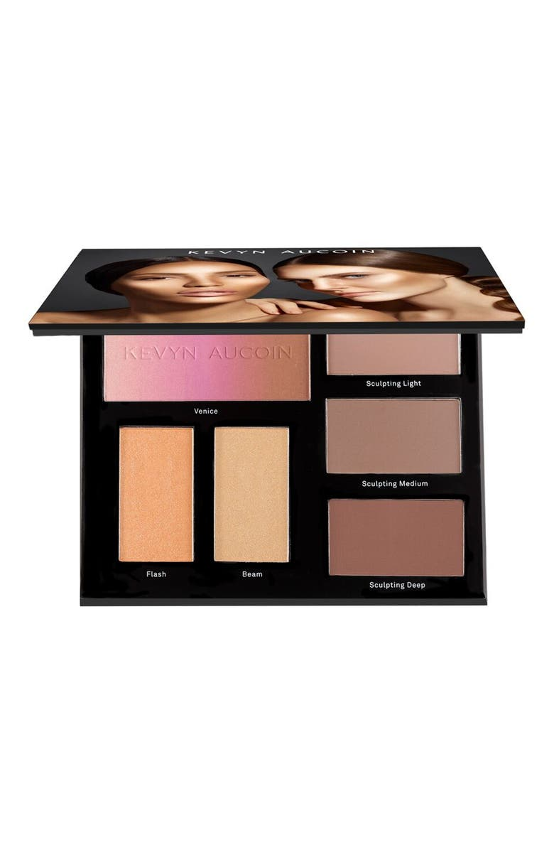 KEVYN AUCOIN BEAUTY Contour Book: The Art of Sculpting & Defining Volume III, Main, color, 200