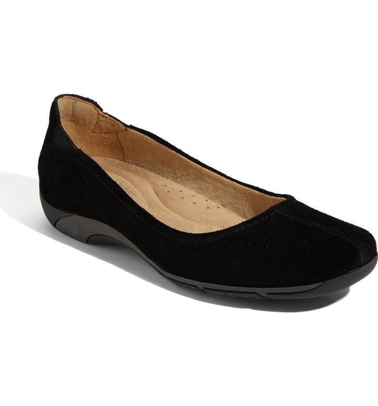 NATURALIZER 'Yadira' Ballet Flat, Main, color, 001