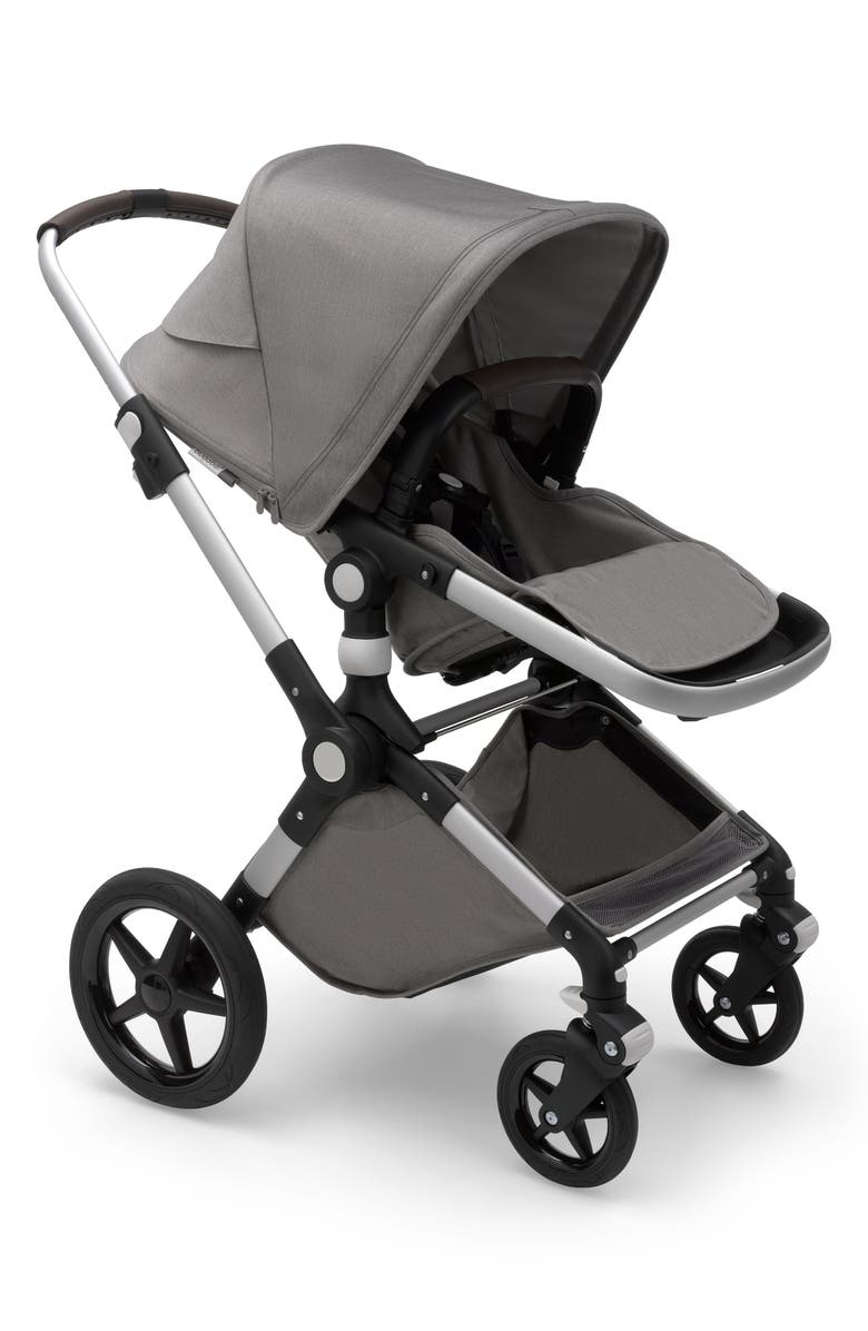 BUGABOO Lynx Complete Stroller, Main, color, MINERAL LIGHT GRAY