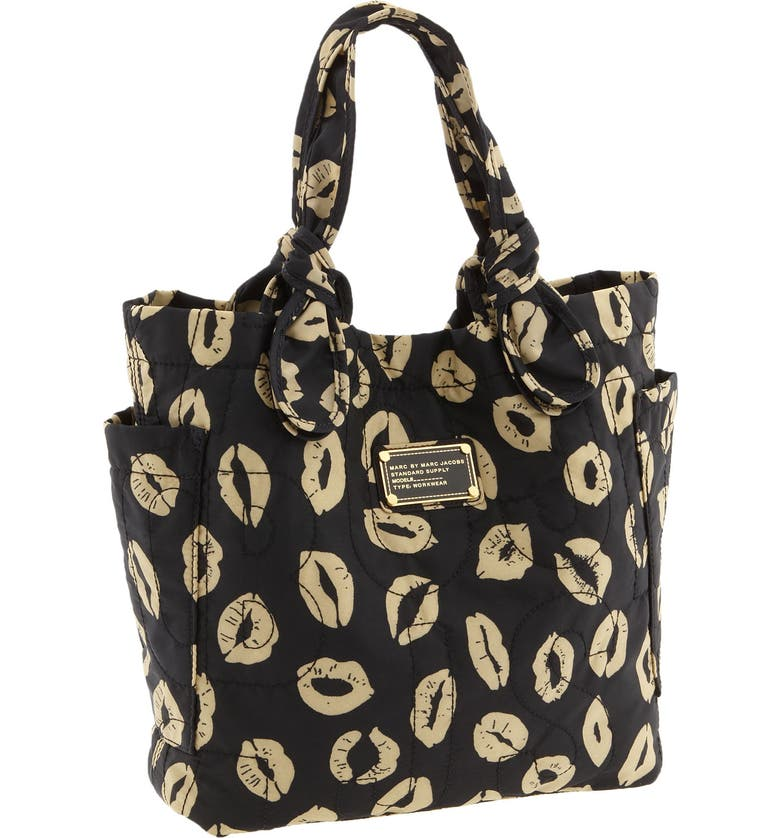 MARC JACOBS MARC BY MARC JACOBS 'Pretty Nylon - Little Tate' Tote, Main, color, 012
