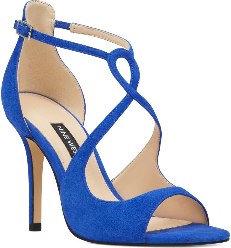 NINE WEST Giaa Strappy Sandal, Main, color, 421