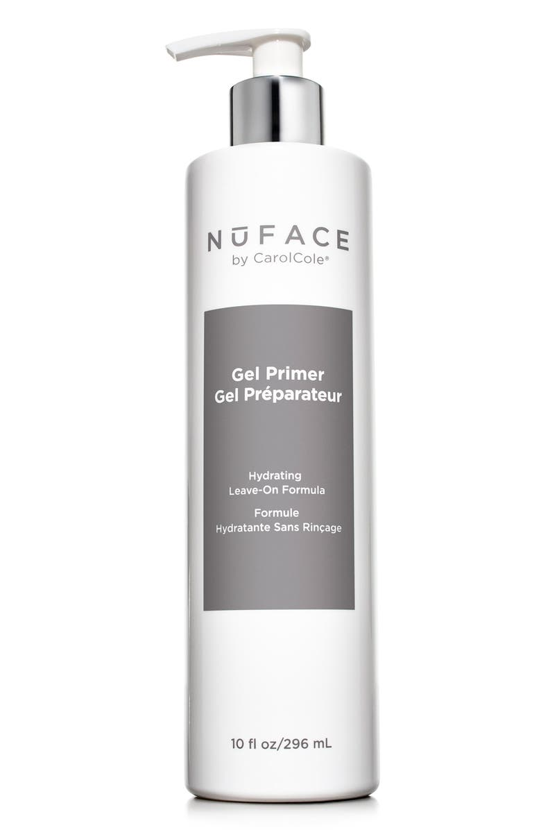 NUFACE<SUP>®</SUP> Hydrating Leave-On Gel Primer, Main, color, No Color
