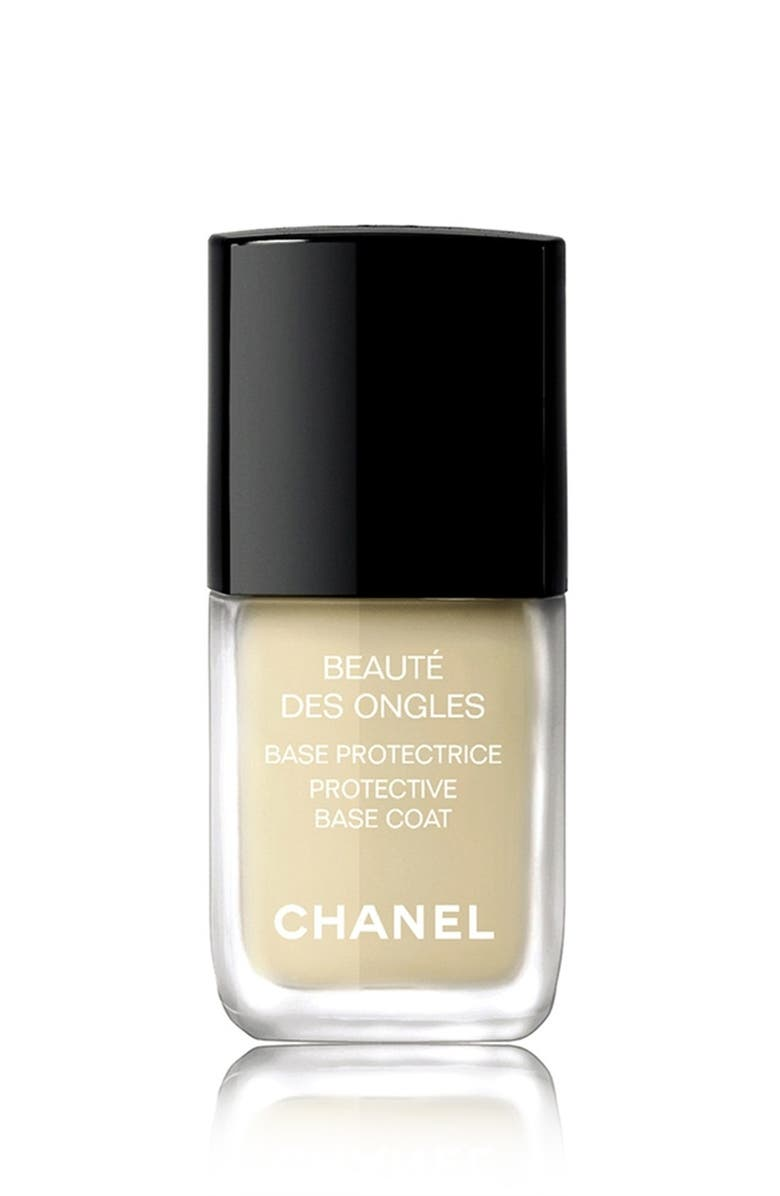 CHANEL BASE PROTECTRICE <br />Protective Base Coat, Main, color, 000