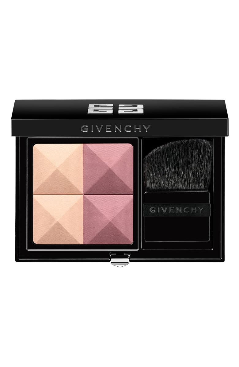 GIVENCHY Prisme Blush Highlight & Structure Powder Blush Duo, Main, color, 7 WILD ROSE