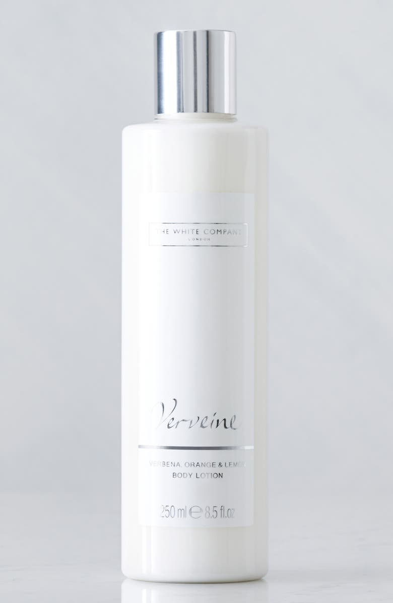 THE WHITE COMPANY Verveine Body Lotion, Main, color, 100