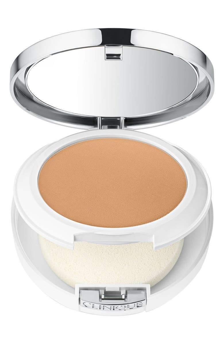 CLINIQUE Beyond Perfecting Powder Foundation + Concealer, Main, color, VANILLA