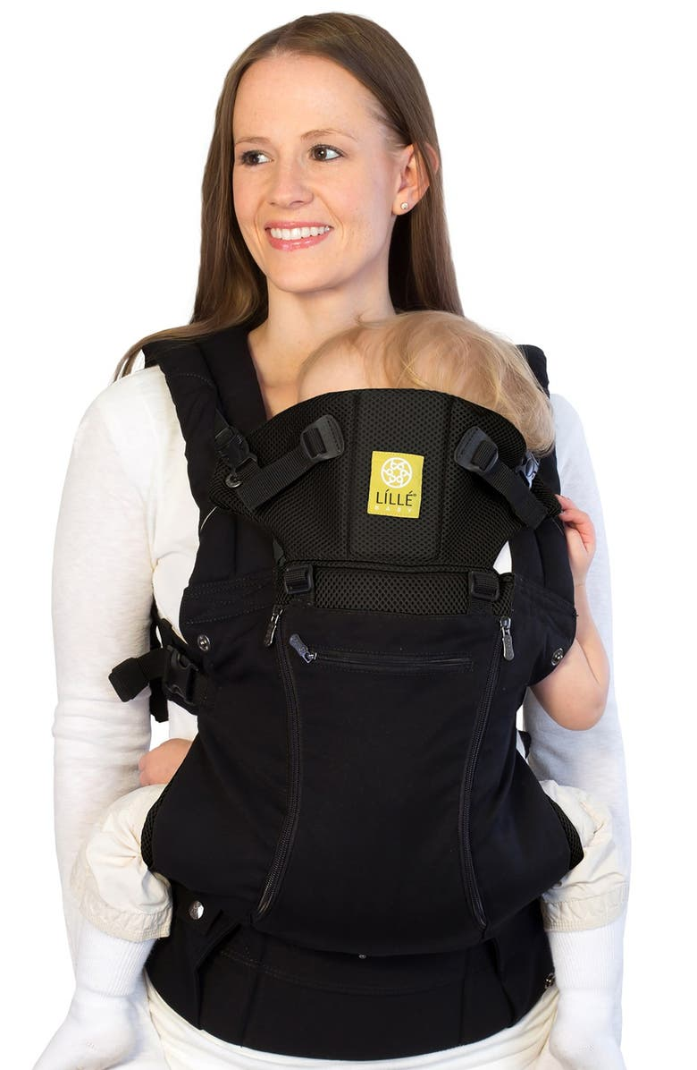 LILLEBABY 'Complete - All Seasons' Baby Carrier, Main, color, 001