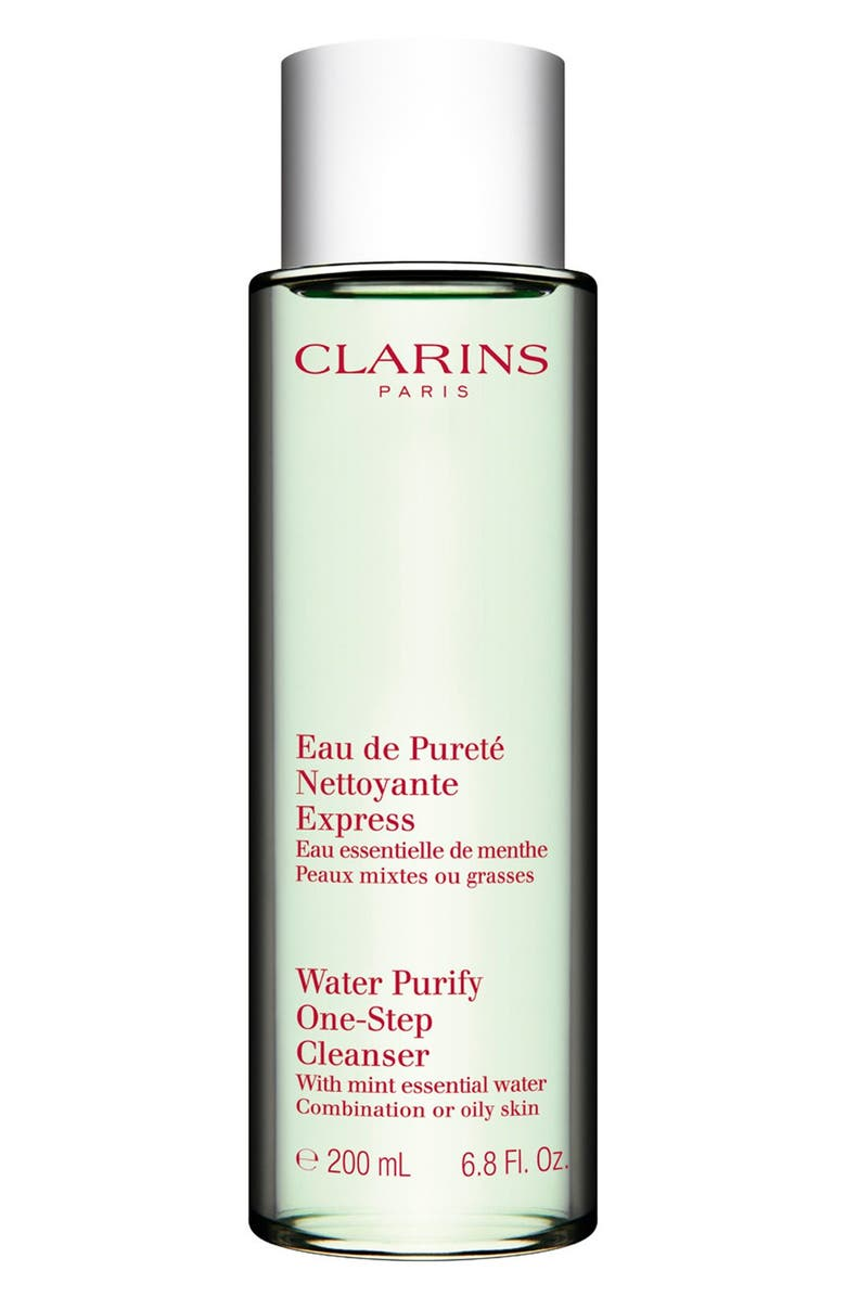 CLARINS Water Purify One-Step Cleanser, Main, color, 000