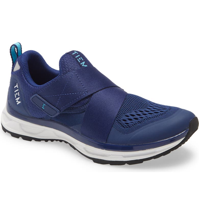 TIEM Slipstream Cycling Sneaker, Main, color, CLASSIC NAVY