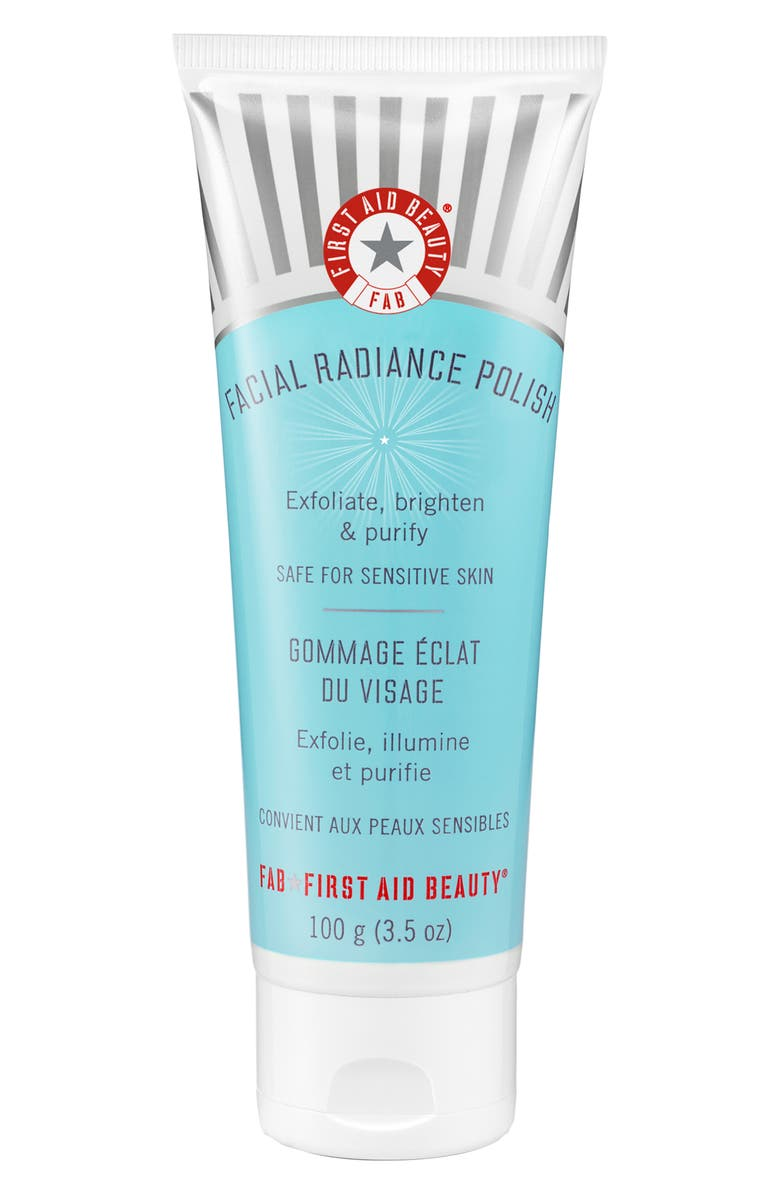 FIRST AID BEAUTY Facial Radiance Polish, Main, color, No Color