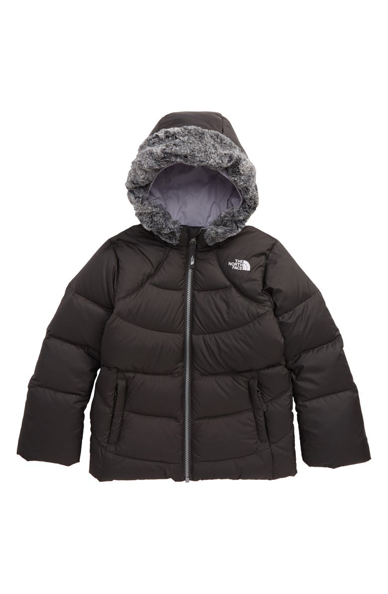 THE NORTH FACE Kids' Polar Water Repellent 550 Fill Power Down Parka, Main, color, 025