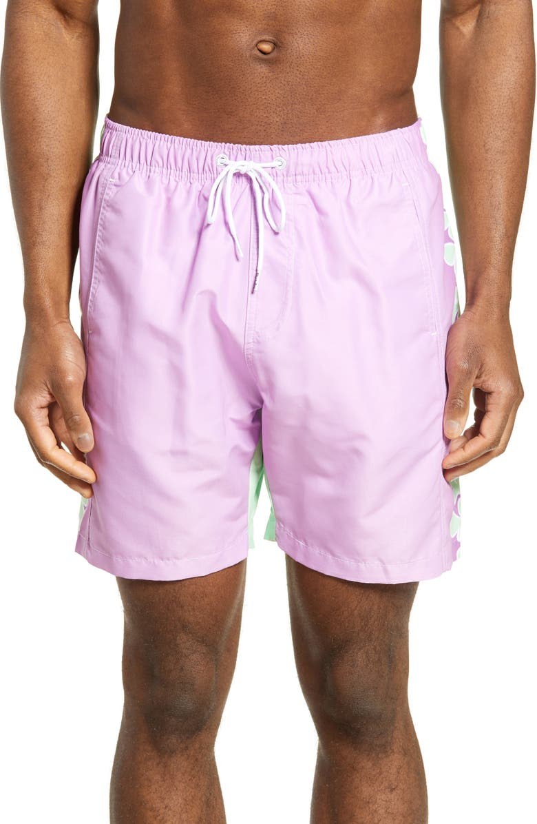 BOARDIES Hells Swim Trunks, Main, color, 500