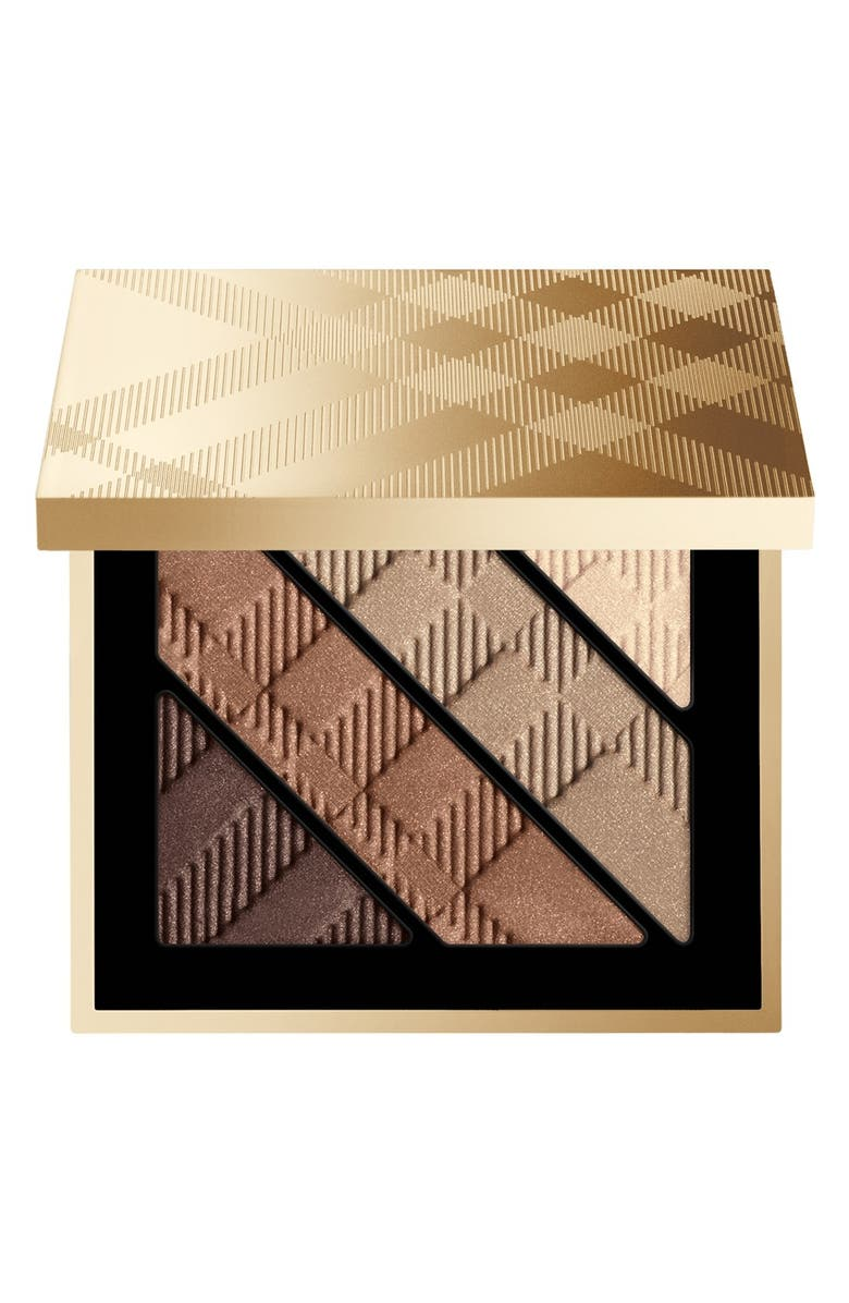 BURBERRY BEAUTY 'Gold' Complete Eye Palette, Main, color, NO. 25 GOLD