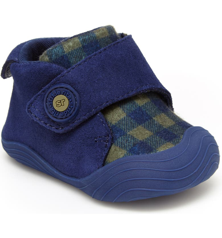 STRIDE RITE Campbell Bootie, Main, color, 410