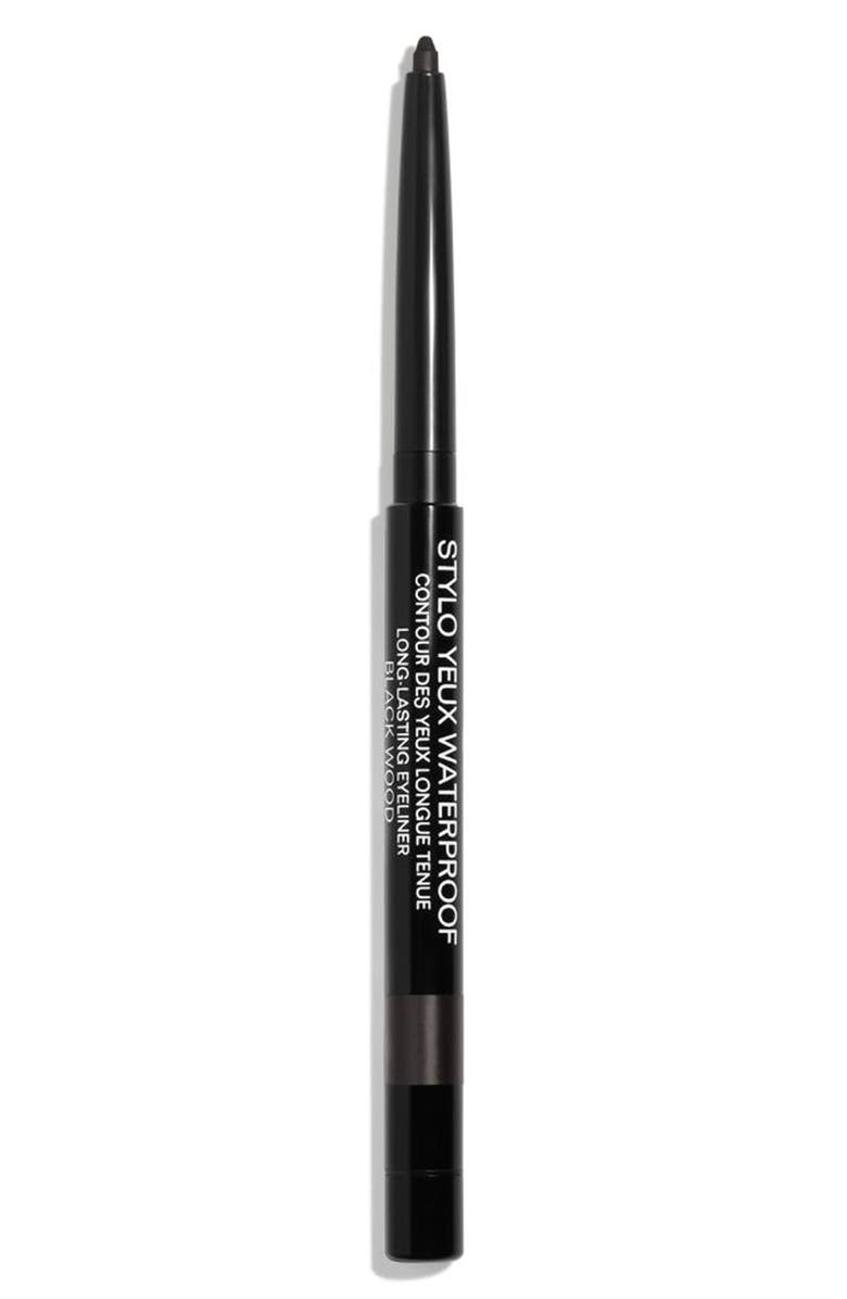 CHANEL STYLO YEUX WATERPROOF <br />Long-Lasting Eyeliner, Main, color, 945 BLACK WOOD