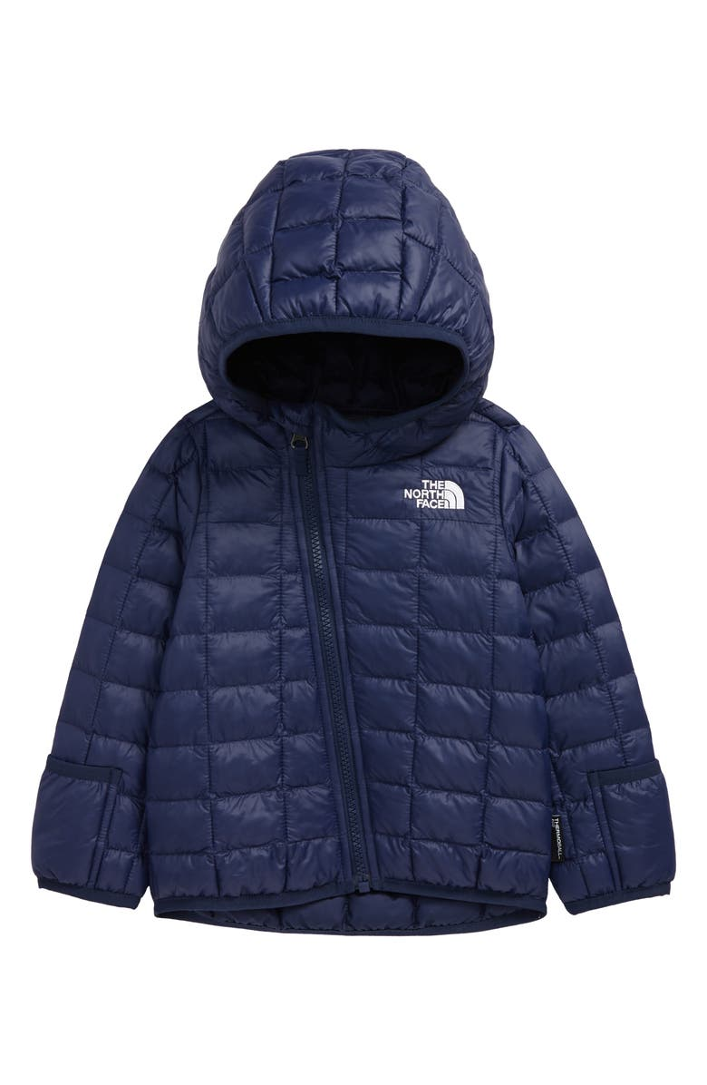 THE NORTH FACE ThermoBall<sup>™</sup> Eco Packable Jacket, Main, color, NAVY