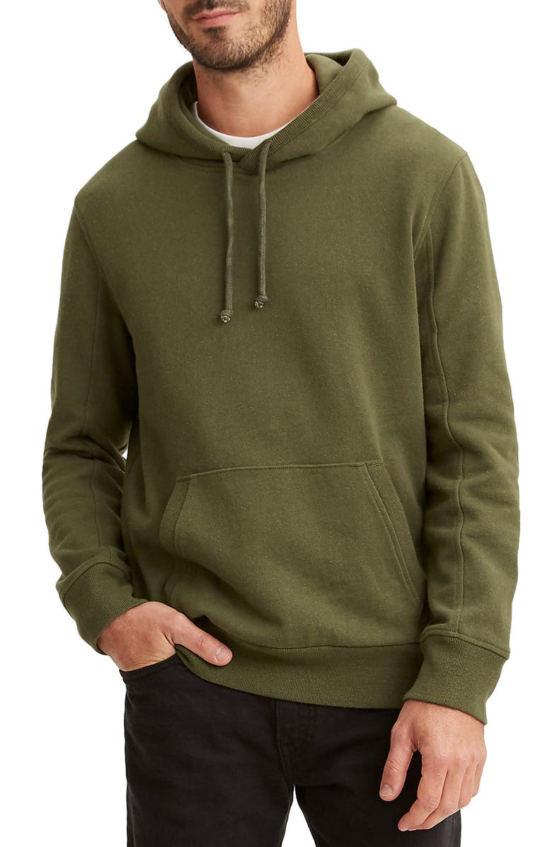 LEVI'S<SUP>®</SUP> WellThread Hoodie, Main, color, 300