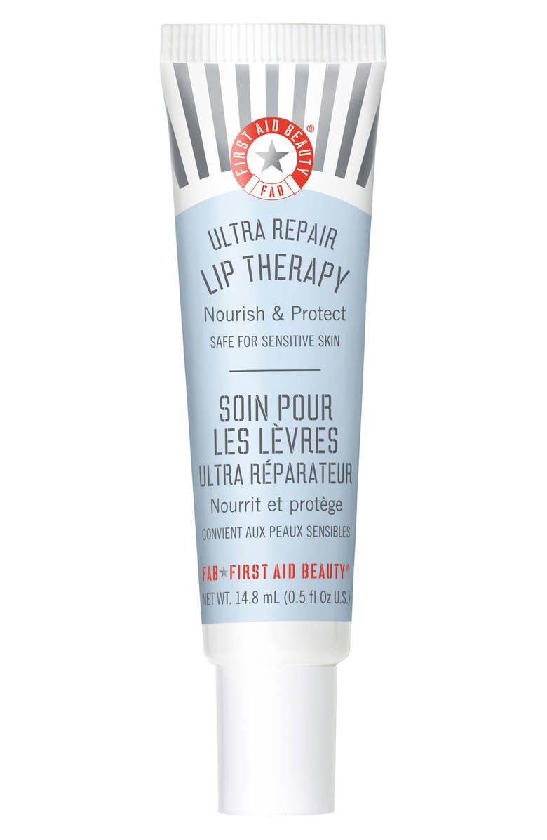 FIRST AID BEAUTY Ultra Repair Lip Therapy, Main, color, No Color
