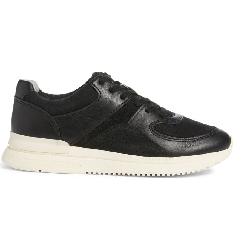 EVERLANE The Trainer Sneaker, Main, color, 001