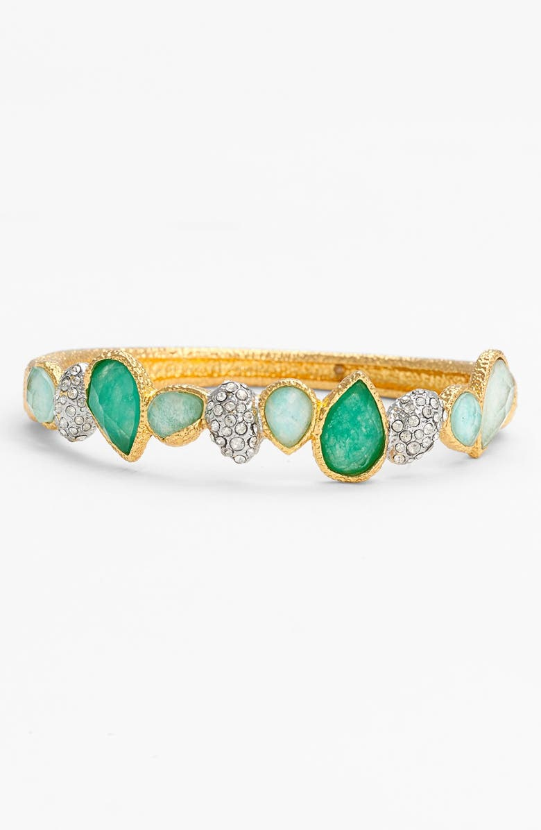 ALEXIS BITTAR 'Elements - Maldivian' Semiprecious Stone Bracelet, Main, color, 710