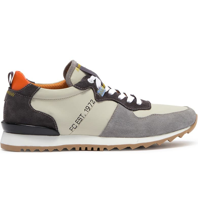 FRENCH CONNECTION Averill Sneaker, Main, color, GREY