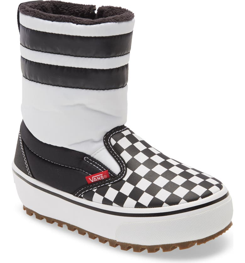 VANS MTE Waterproof Snow Boot, Main, color, 100