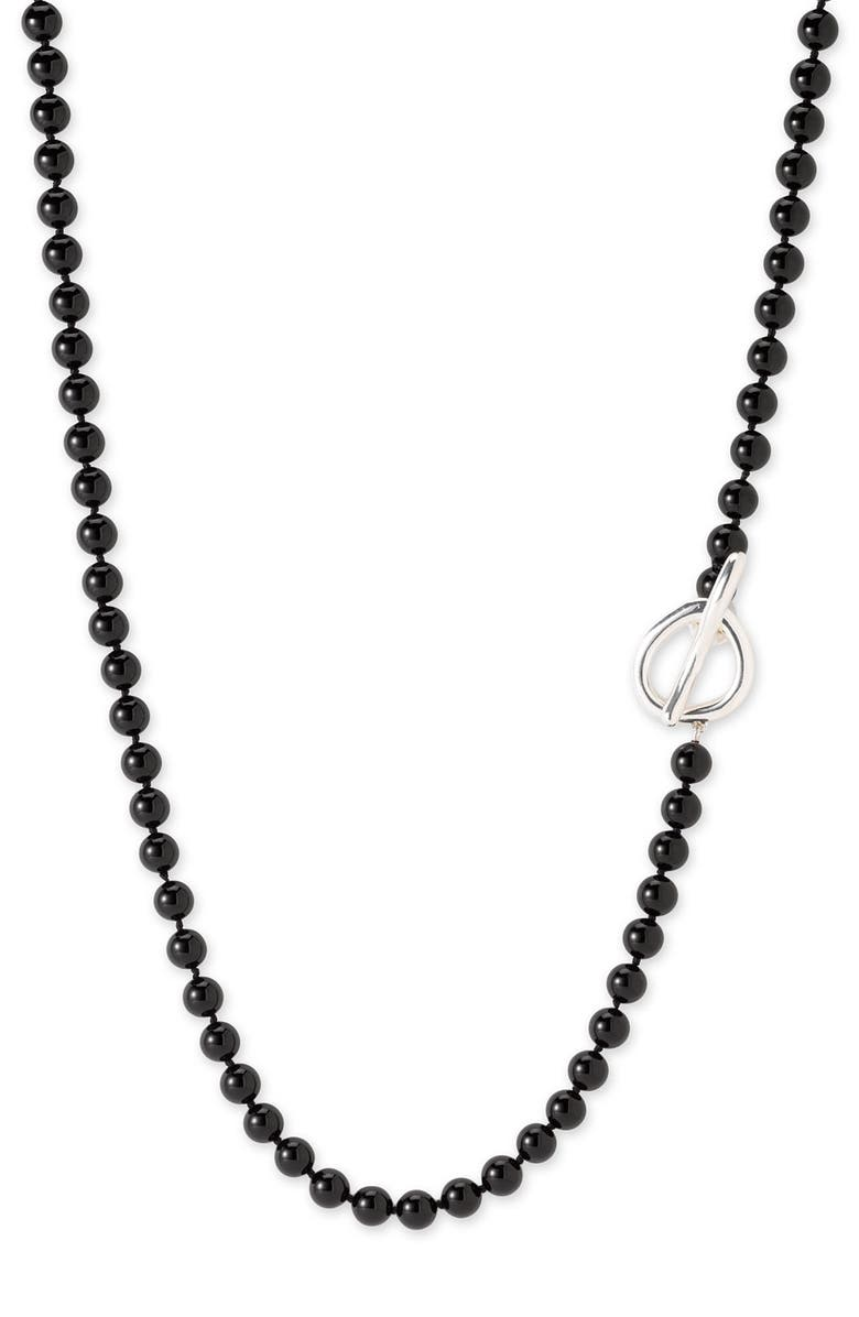 SIMON SEBBAG Freshwater Pearl Long Lariat Necklace, Main, color, 001