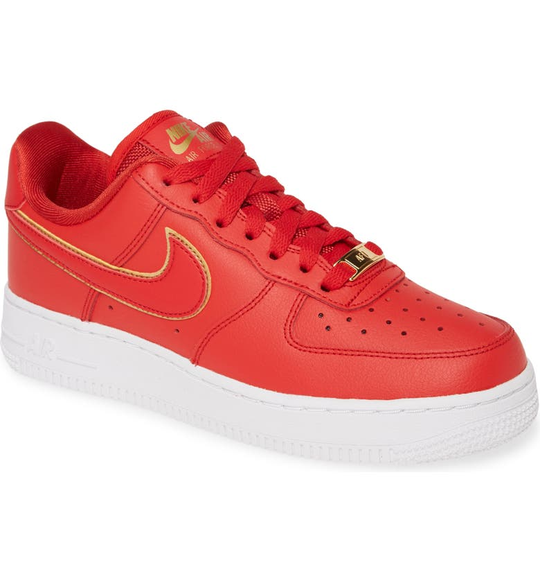 NIKE Air Force 1 '07 ESS Sneaker, Main, color, 602
