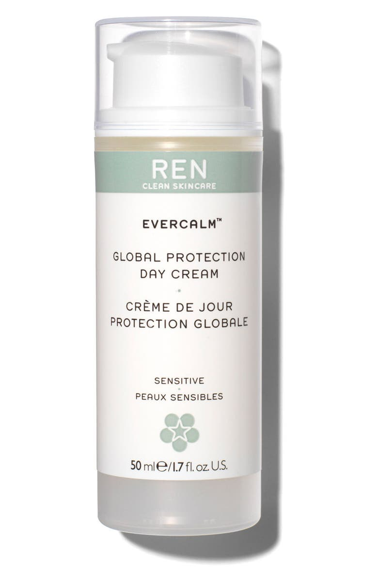 REN CLEAN SKINCARE Evercalm<sup>™</sup> Global Protection Day Cream, Main, color, NO COLOR