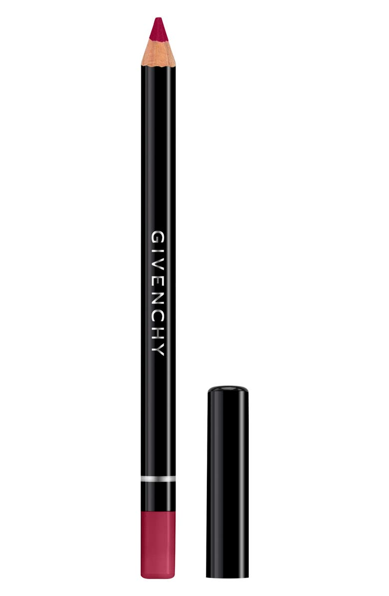 GIVENCHY Waterproof Lip Liner, Main, color, 7 FRAMBOISE VELOURS