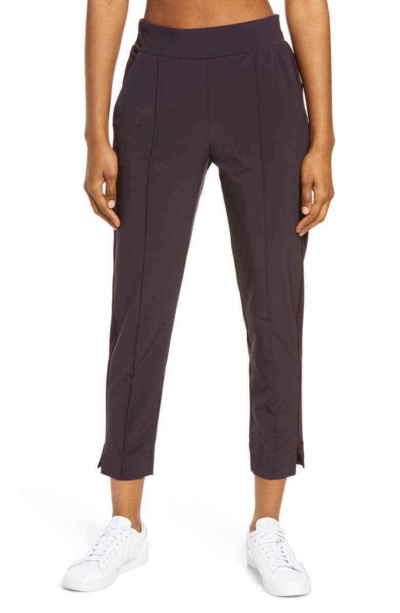 ZELLA Getaway Pants, Main, color, PURPLE NEBULA