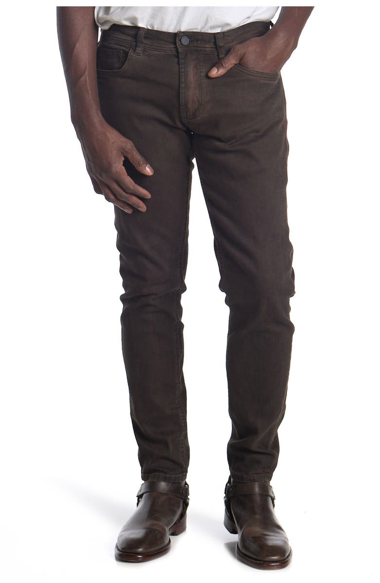 BLANKNYC Horatio Slim Jeans, Main, color, PARTY FOUL