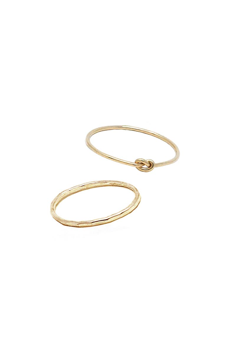 ABLE Forever Set of 2 Stacking Rings, Main, color, 710