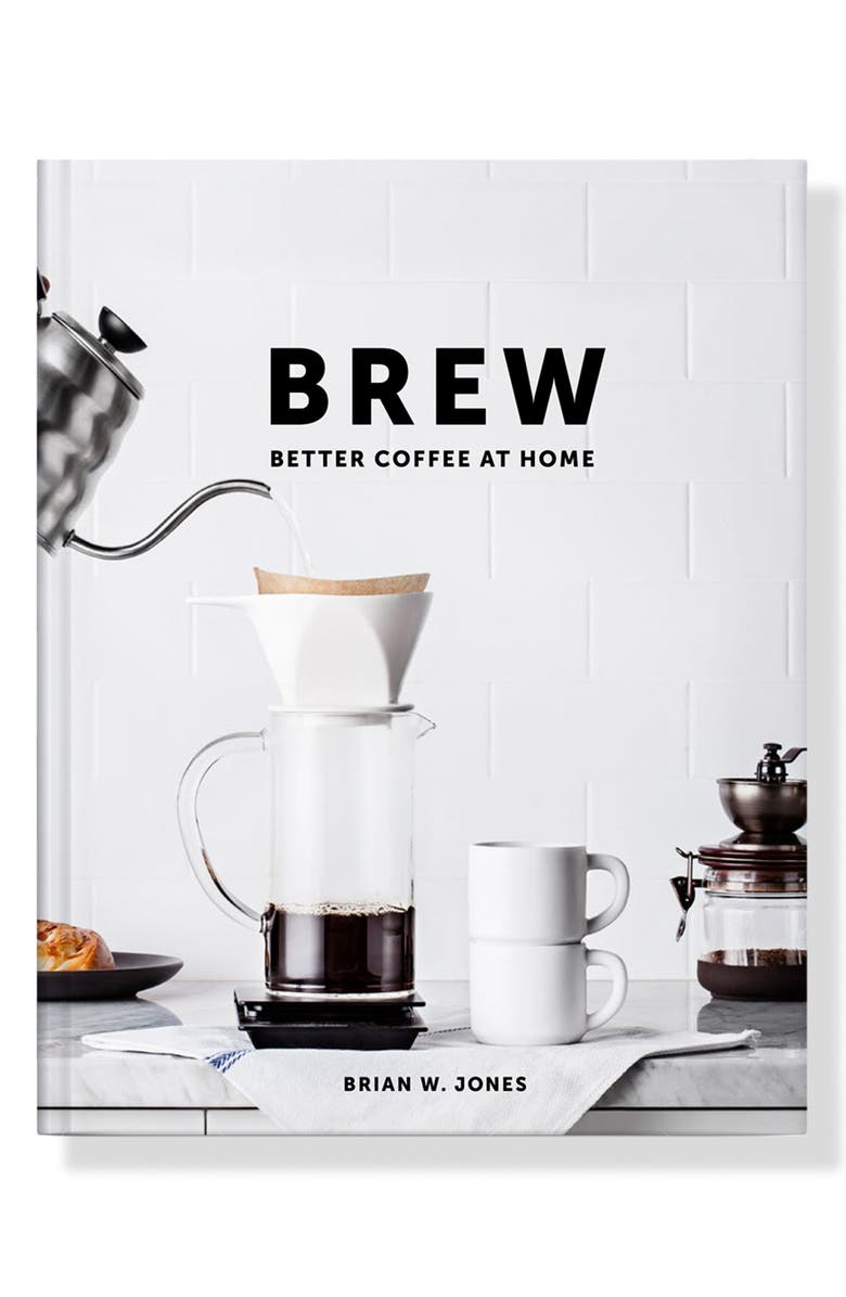 W&P DESIGN Brew: Better Coffee at Home Cookbook, Main, color, 020