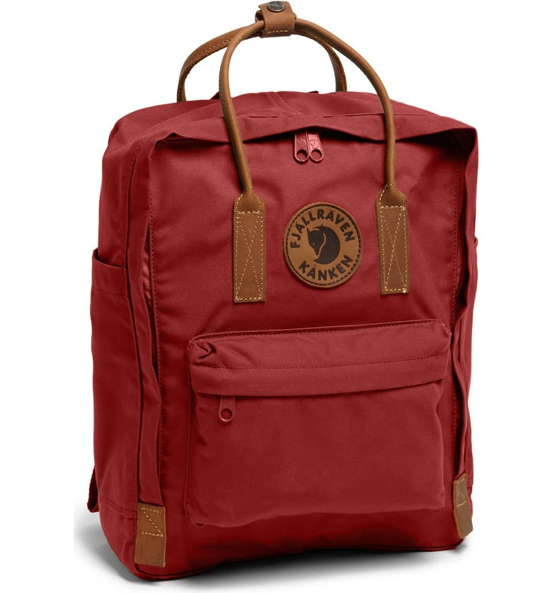 FJÄLLRÄVEN Kånken No. 2 Backpack, Main, color, DEEP RED
