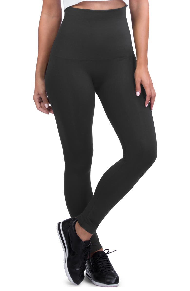 BELLY BANDIT<SUP>®</SUP> Mother Tucker<sup>®</sup> Compression Leggings, Main, color, STL