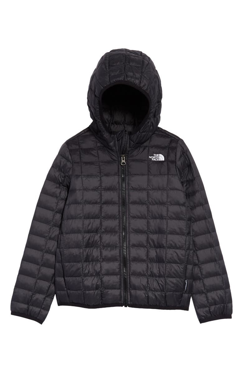 THE NORTH FACE ThermoBall<sup>™</sup> Eco Packable Jacket, Main, color, ASPHALT GREY