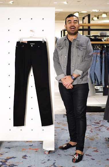 North Stay Slim Fit Jeans, sales video thumbnail