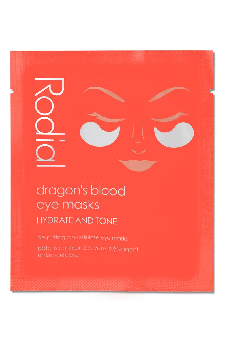 RODIAL Dragon's Blood Eye Mask, Main, color, 000