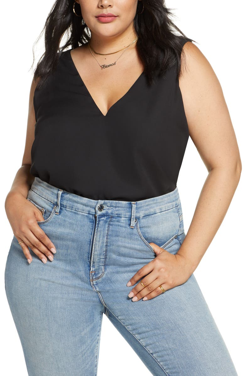 LEITH Everyday Tank Top, Main, color, 001