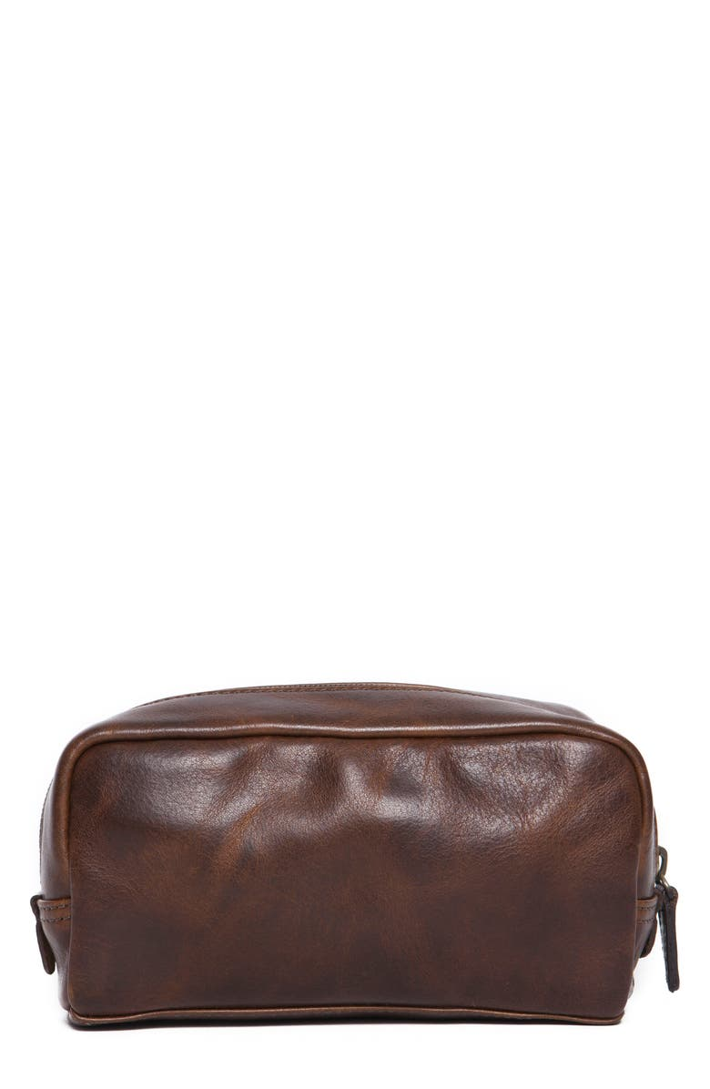 MOORE & GILES George Dopp Kit, Main, color, TITAN MILLED BROWN
