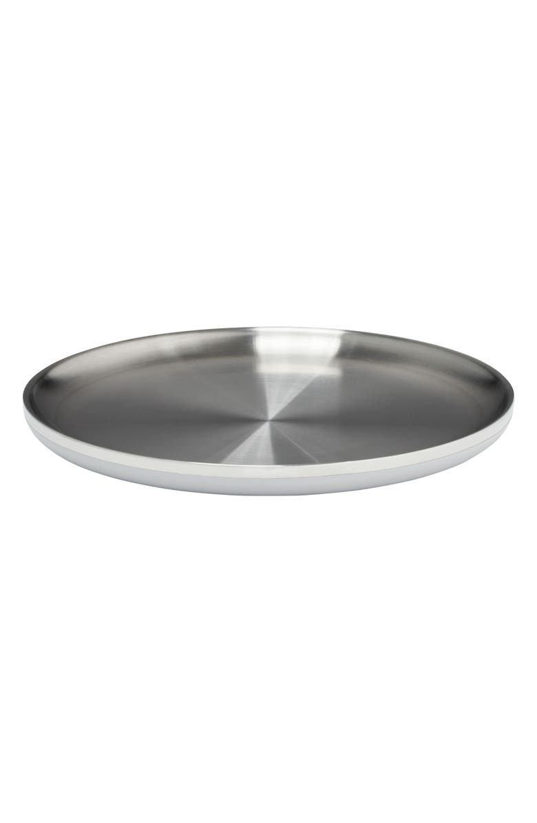 HYDRO FLASK Stainless Steel Plate, Main, color, BIRCH