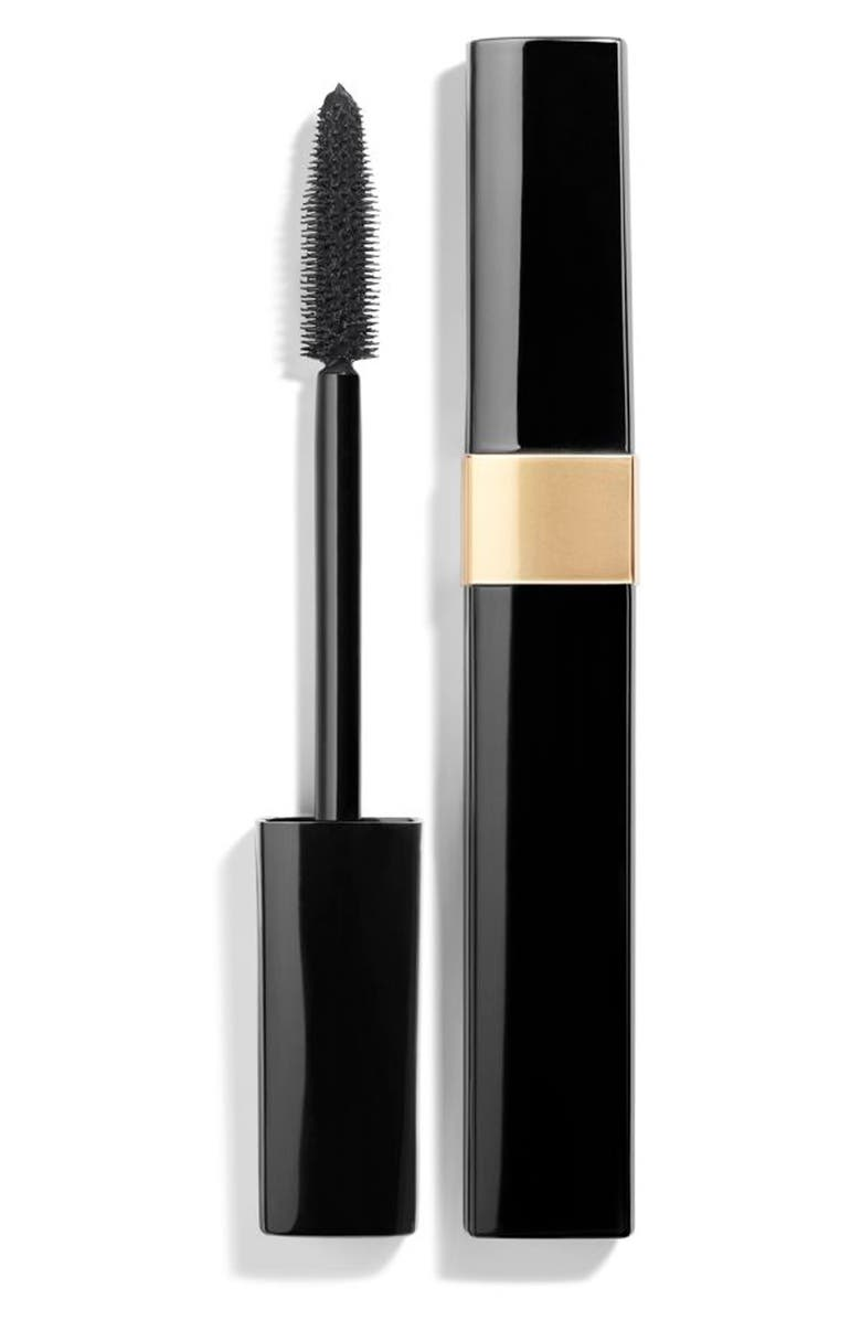CHANEL INIMITABLE WATERPROOF MASCARA Volume - Length - Curl - Separation, Main, color, 10 NOIR