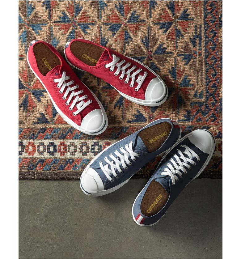 CONVERSE 'Jack Purcell - Jack' Sneaker, Main, color, BRANCH