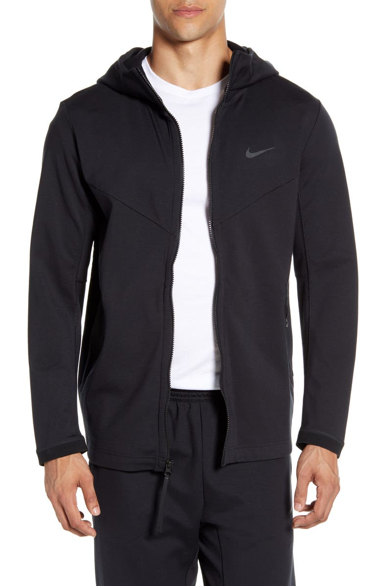 NIKE NSW Tech Pack HD Knit Jacket, Main, color, 010