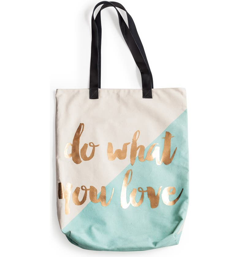 ROSANNA 'Do What You Love' Tote, Main, color, 400