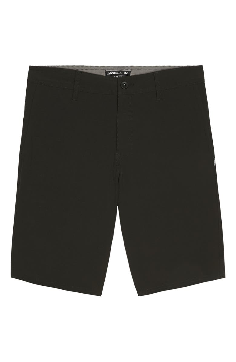 O'NEILL Reserve Solid Shorts, Main, color, Black