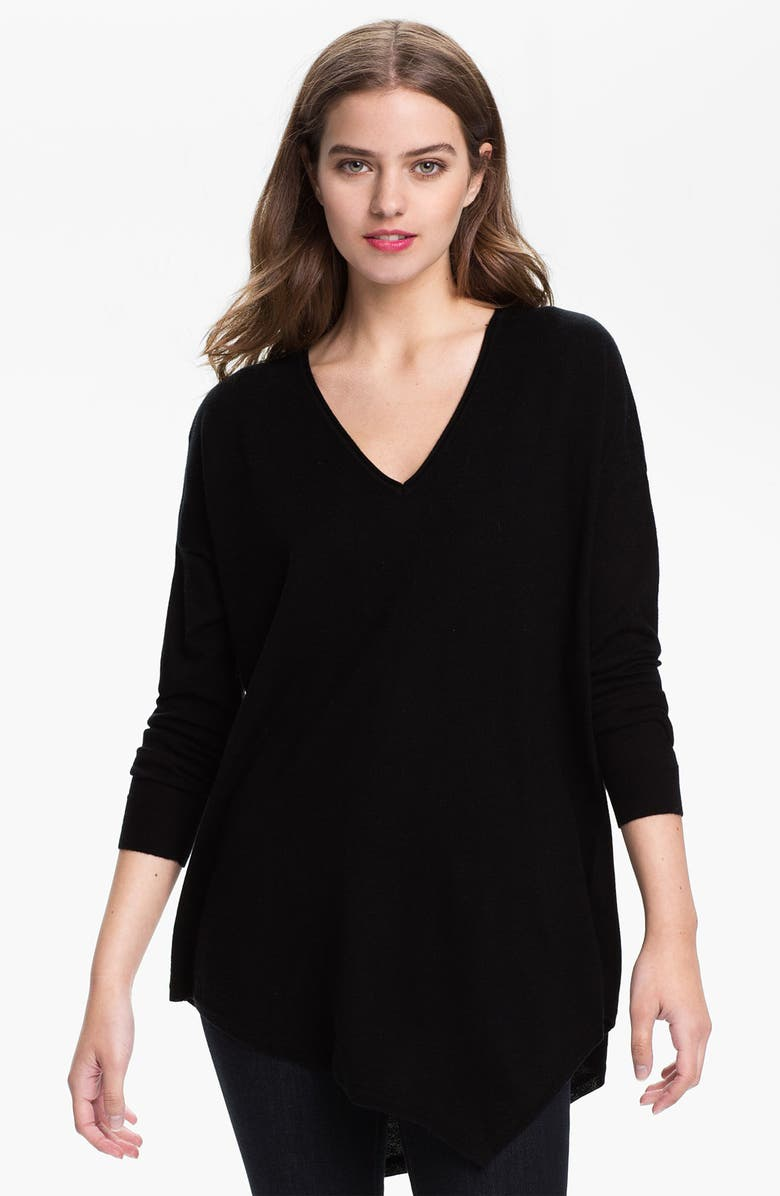 JOIE 'Armelio' Asymmetrical Sweater, Main, color, 002