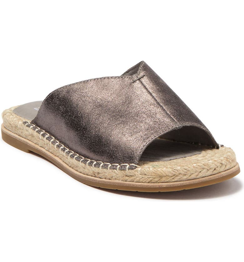 EILEEN FISHER Milly Espadrille Flat, Main, color, PEWTER