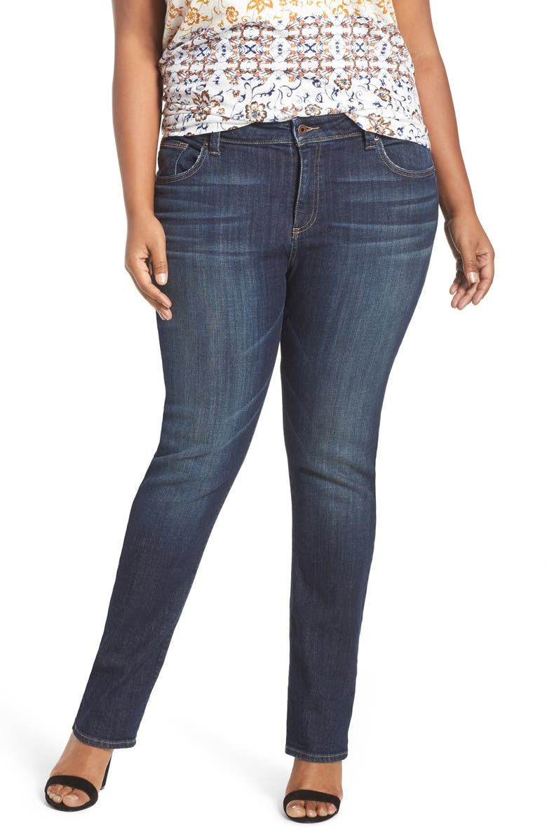 LUCKY BRAND 'Reese' Ripped Boyfriend Jeans, Main, color, MATIRA